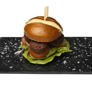Falafel Burger (VG)