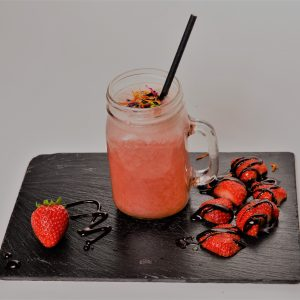 Strawberry, Banana Smoothie