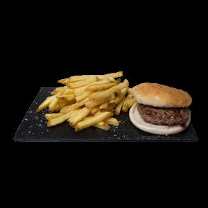 Kids Hamburger+Fries