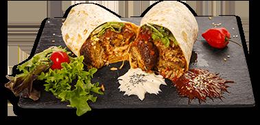 Vegano  Burrito(VG)