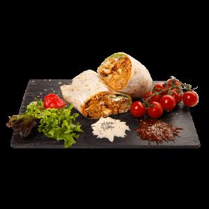 Veggie Burrito(V)